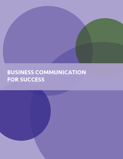 Picture of Business Communication for Success