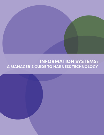 Picture of Information Systems: A Manager's Guide to Harnessing Technology